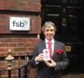 MBE outside FSB office