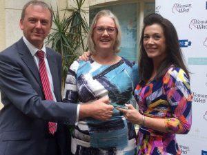 afternoon-tea-tlw-receiving-award