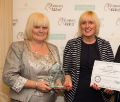Appoint Us Services-Winner of the Woman Who...Gives back to the Community Award