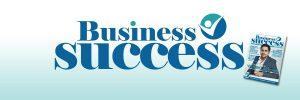 Business Success Magazine Banner