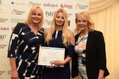 Rising Star in Further Education or Training 1