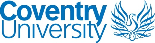 Coventry University Logo landscape